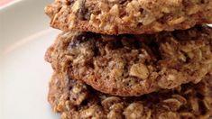 Clean Breakfast Cookies Clean Breakfast, Grab And Go Breakfast, Breakfast Bars, Breakfast Time, Breakfast Cookie Recipe, Cookie Recipes, Breakfast Recipes, Breakfast Dishes, Breakfast Ideas