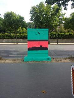 street art paris assemblée nationale