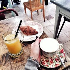 God bless my breakfast by elmonova
