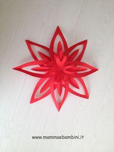 La decorazione natalizia che stiamo per proporvi è molto bella e facile. Non preoccupatevi, sappiamo benissimo in che mese ci troviamo! Non è un errore ma un proposito voluto per arricchire, per tempo, la sezione sul Natale. Quando volete, avrete tante idee a disposizione per
