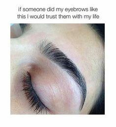 Eyebrows nice