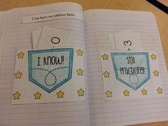 Výsledek obrázku pro interactive notebooks & multiplication