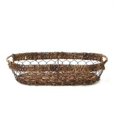 Take a look at this Oval Bread Tray on zulily today!