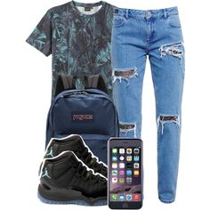 4:8:15 by codeineweeknds on Polyvore featuring PS Paul Smith, House of Holland and JanSport
