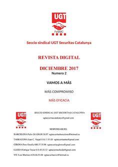SECCIO SINDICAL UGT SECURITAS CATALUNYA: REVISTA DIGITAL,Nº 2 UGT SECURITAS CATALUNYA