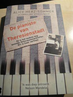 10/53 Alice Herz-Sommer & Caroline Stoessinger - De Pianiste Van Theresienstadt - Wat een vrouw....!