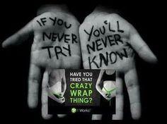Havw you tried our crazy wraps? www.lenesbodywraps.com