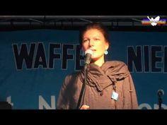 ZDF verstümmelt Rede von Sahra Wagenknecht um ihrem Friedensappell Einseitigkeit anzudichten | Die Propagandaschau
