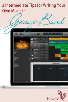 Learn how to mix tracks using GarageBand and create your own professional recordings. https://www.connollymusic.com/stringovation/garageband-music-writing-tips @heavenlygreens