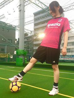 #ulvo #spazio #adidas #umbro #フットサル #女子フットサル