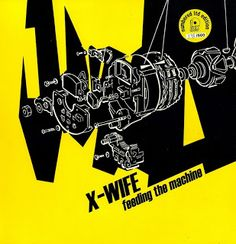 x-wife 1. #cover #design #print