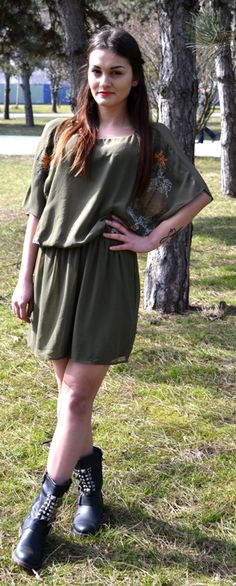 Rochie ZR Shirt Dress, T Shirt, Punk, Dresses, Style, Fashion, Gowns, Moda, Shirtdress