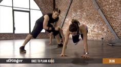 Warrior - A STRONGER Interval Training Workout (Video)
