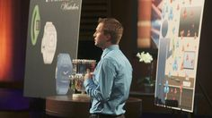 Esso Watches - Shark Tank Episode 302 - claim that your health is improved by wearing their watch, but Mark Cuban rips into Ryan Naylor's claims. Lee Trevino, Mark Cuban, Sport Hall, Make Millions, The Gazette, Shake Hands, Son Love, Shark Tank, Great Stories