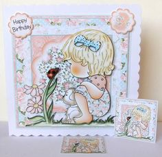 Card Gallery - Hello Ladybird Card Front Kit