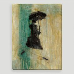 One of my favorite discoveries at WorldMarket.com: 'Little Black Dress II' by Justin Garcia