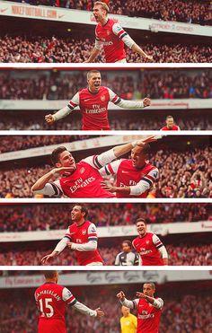 Premier League Baby Boys Arsenal FC Footies