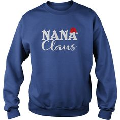 Nana Claus Shirt Nana Christmas Shirt Grandma Nana Life #gift #ideas #Popular #Everything #Videos #Shop #Animals #pets #Architecture #Art #Cars #motorcycles #Celebrities #DIY #crafts #Design #Education #Entertainment #Food #drink #Gardening #Geek #Hair #beauty #Health #fitness #History #Holidays #events #Home decor #Humor #Illustrations #posters #Kids #parenting #Men #Outdoors #Photography #Products #Quotes #Science #nature #Sports #Tattoos #Technology #Travel #Weddings #Women
