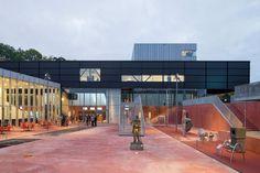 Shift architecture urbanism · Museumplein Limburg