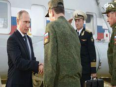 Rus generallere şok suç duyurusu