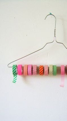 DIY: washi-tape-holder | Casa-Atelier Blog & Shop