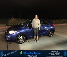 https://flic.kr/p/HuUkqZ | #HappyBirthday to Chelsea from Tanner Maxwell at Honda Cars of Rockwall! | deliverymaxx.com/DealerReviews.aspx?DealerCode=VSDF