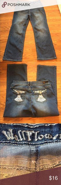 """Wallflower jeans Wallflower bootcut jeans, inseam 29"""" Wallflower Jeans Boot Cut"""
