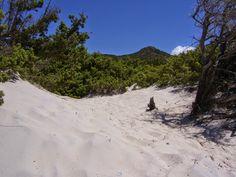 Travelogue Sardinia: Villasimius - Campulongu, mare, spiaggia, sea, beach, Sardegna