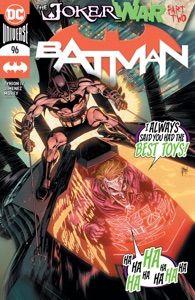 Batman (2016-) #96 by James Tynion IV & Jorge Jimenez - Digitall Media Rare Comic Books, Comic Books For Sale, Free Comics, Dc Comics, Book Club Books, Book Art, Three Jokers, Strange Adventure, Planet 1