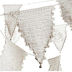 Make Vintage Crocheted Bunting