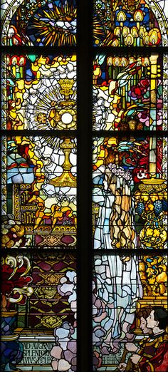 We offer our prayers, rejoicing in the communion that unites us with Christ .. Fribourg Cathedral, UK