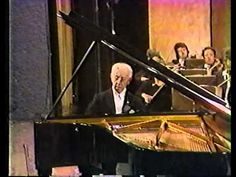 ▶ Arthur Rubinstein Beethoven Piano Concerto No. 5 - YouTube