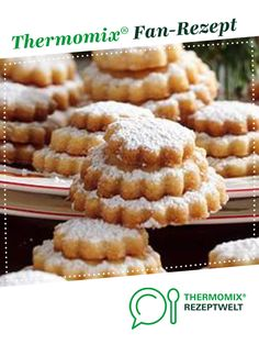 Terrace cookies by Anna-Freud. A Thermomix ® recipe from the Sweet Baking category at www.de, the Thermomix ® Community. Terrace biscuits Carola carolaschurr Weihnachtsbäckerei Terrace cookies by Anna-Freud. A Thermomix ® recipe from the Easy Cooking, Healthy Cooking, Cooking Time, Anna Freud, Curry Recipes, Vegetarian Recipes, Biscuits, Dieta Fitness, Cooking For Beginners
