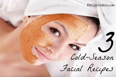 3 DIY Facials for Fall and Winter