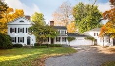 Litchfield Countryside Retreat - transitional - Exterior - Other Metro - Chango & Co.