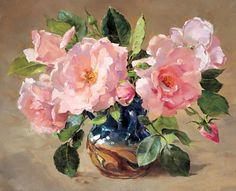 Gallery of Anne Cotterill Reproduction Flower Prints and Fine Art Cards. | Mill House Fine Art – Publishers of Anne Cotterill Flower Art