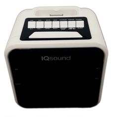 """Supersonic 1.2"""" Display Alarm Clock/Radio for iPod and iPhone. Allows You to Connect All Types of External Media Players. Digital Read Out FM Radio Radio Memory Preset Function. Alarm Clock Snooze Function Wake Up to Your MP3, Radio. Buzzer Dynamic Dual Speakers For Premium Sound."""