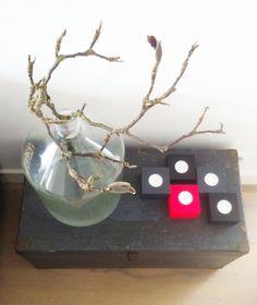 Lente en #diy kaarsenhouders