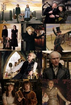 Lemony Snicket's A Series of Unfortunate Events I love this movie!! @Rosie Makins  @Austin Raleigh