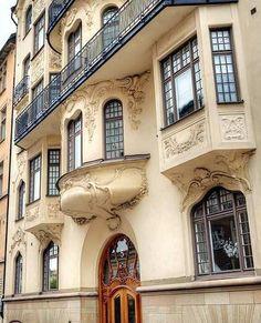 Jugend - Fredrikshovsgatan 5, Stockholm