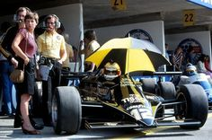 Nigel Mansell, Lotus-Ford 87, 1981 Austrian GP, Österreichring