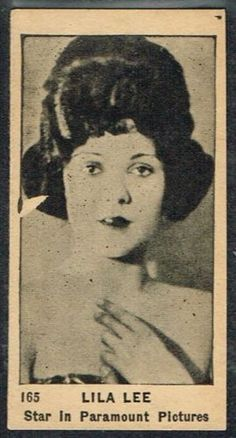Tobacco Products Canada 1922 101 to 200 Film Movie Star 'Strollers' Cards | eBay