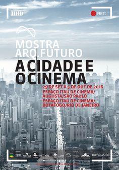 Itaú Cinemas - Mostra Arq. Futuro - A Cidade e o Cinema