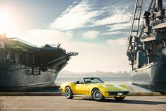 1970 Corvette Stingray LT1