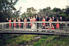 My Bridal Party!
