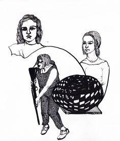 Gunwoman, Drawing