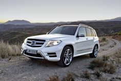 Mercedes Benz GLK350 - Would be a great next car