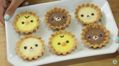 Cute Little Homemade Tarts. Looks Easy. (Video Included)