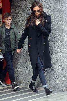 Victoria Beckham - flat!... - Celebrity Style