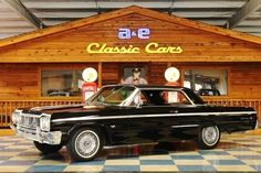 1964 Chevrolet Impala For Sale in Cadillac, Michigan | Old Car Online 64 Impala For Sale, Trucks For Sale, Cars For Sale, Best Tyres, Car Deals, Chevrolet Impala, Old Cars, Cadillac, Dream Cars